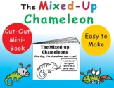 The Mixed-Up Chameleon by Eric Carle Mini-Book