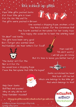 The Mixed Up Gifts