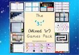 The Mixed 'ir' (ɜː) Games Pack