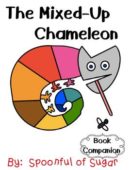 The Mixed-up Chameleon (Story Companion)