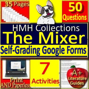 The Mixer HMH Grade 6 Collections 2 - Animal Intelligence - P. G. Wodehouse
