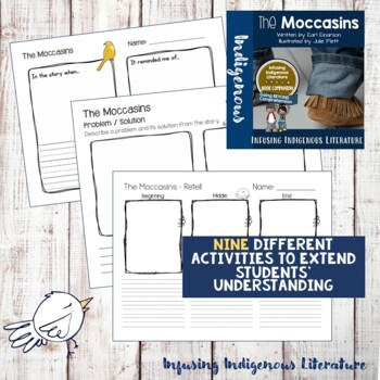 The Moccasins - Integrating First Nations' Literature into the Classroom