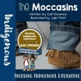 The Moccasins - Integrating First Nations' Literature into