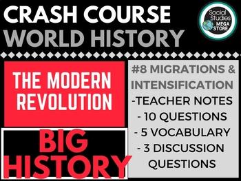 The Modern Revolution: Crash Course Big History #8