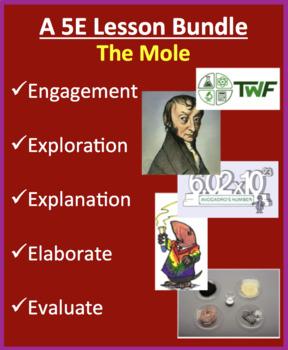 The Mole - Complete 5E Lesson Bundle