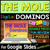 The Mole DIGITAL DOMINOS for Google Slides ~ Chemistry