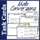 The Mole & Mole Conversions Task Cards