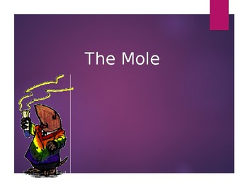 The Mole Powerpoint (Grams to Moles to Atoms)