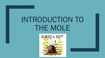 The Mole and Molar Mass Unit Plan