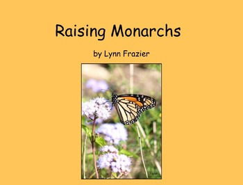 The Monarch Butterfly Life Cycle Slide Show-Mac