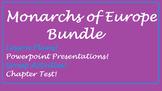 The Monarchs of Europe Bundle