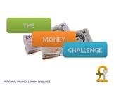 The Money Challenge- Elementary school resource
