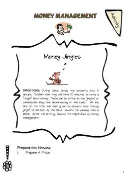The Money Management Lesson