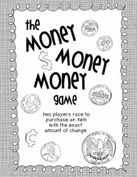 The Money, Money, Money Game