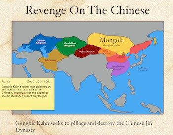 The Mongol Conquests PowerPoint and Keynote Presentations