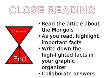The Mongol Empire Lesson