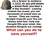 The Mongol Empire Lesson