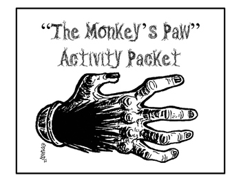 The Monkey's Paw Activity Pack
