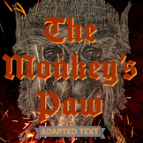 The Monkey's Paw - 2 Level Adapted & Simplified Texts: Per