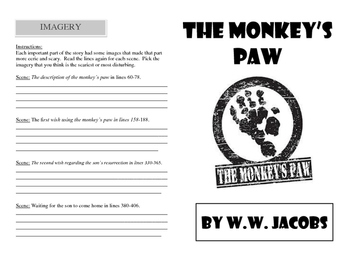 The Monkey's Paw Booklet