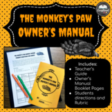 The Monkey's Paw Owner's Manual: Fun activity!