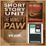 The Monkey's Paw by W.W. Jacobs Theme and Activities