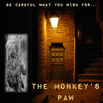 """""""The Monkey's Paw"""" Critical Thinking Questions {CCSS Aligned}"""
