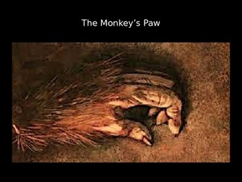 The Monkey's Paw PowerPoint