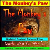 The Monkey's Paw: Preview, Notes, and Questions PowerPoint