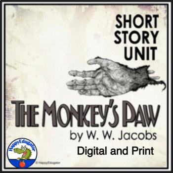 The Monkey's Paw Short Story Unit