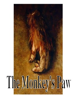 The Monkey's Paw Worksheet and Quiz