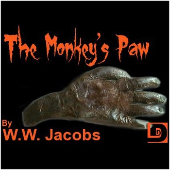 Monkey's Paw by Word Detective-Word Attack Vocabulary