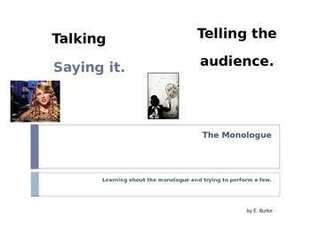 The Monologue