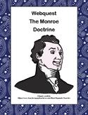 The Monroe Doctrine-Webquest