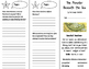 The Monster Beneath the Sea Trifold - ReadyGen 4th Grade U