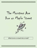 The Monsters Are Due On Maple Street Unit