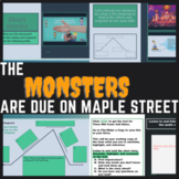 The Monsters Are Due on Maple Street Script and Multimedia