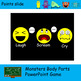 The Monsters Body Parts Game