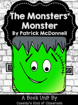The Monsters' Monster by Patrick McDonnell Book Companion