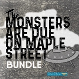 The Monsters are Due on Maple Street Bundle {CCSS}
