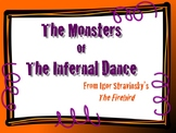 The Monsters of The Infernal Dance, A Halloween Lesson