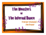 The Monsters of the Infernal Dance, A Halloween Activity