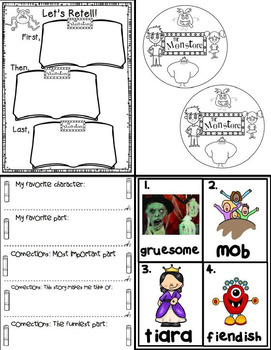 The Monstore (A Story Companion)
