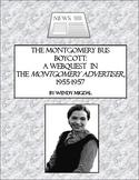 The Montgomery Bus Boycott:  A Webquest