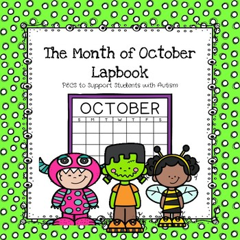 The Month of October Lapbook