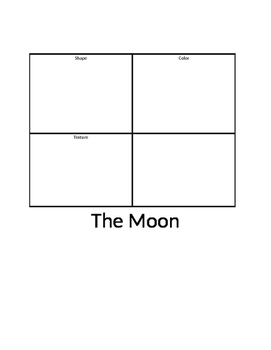 The Moon 4 Square