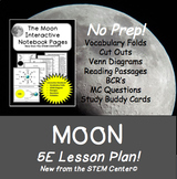 The Moon 5 E Lesson Plan