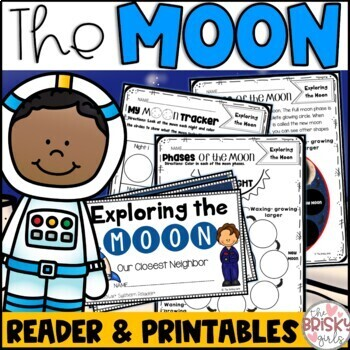 The Moon A Solar System Reader