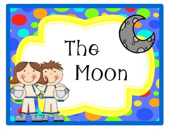 The Moon: An Integrated Science and ELA Activity Pack
