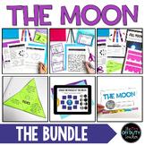 The Moon Bundle Print and Digital Activities (Google Slides, Google Forms)